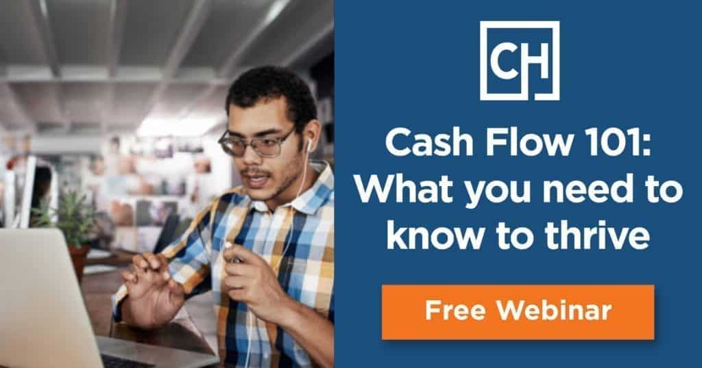 Cash Flow Webinar by Chris Hervochon CPA CVA